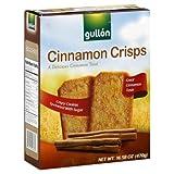 Gullon Cookie Cinnamon Crsp, 16.58-Ounce