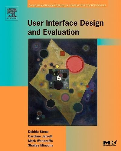 Image OfUser Interface Design And Evaluation (Interactive Technologies)