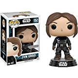Funko Pop Figura de Vinilo Jyn ERSO Star Wars, Multicolor (0889698104531)