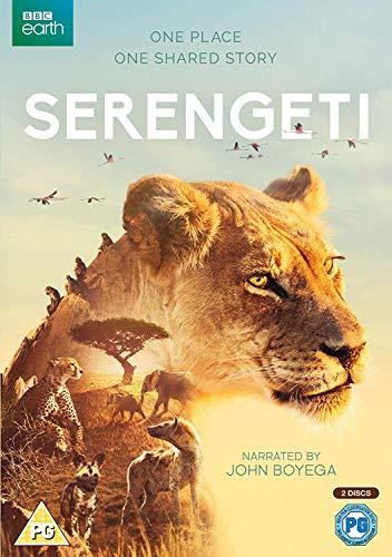 Serengeti [DVD] [2019]