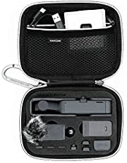 MAXCAM Carrying Small Case Compatible with DJI Pocket 2 Creator Combo (Pocket 2 and Accessories are NOT Included)