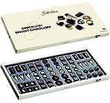 Jakobsen Maxi Gift Box Chocolates rellenos surtidos - 1 x 675 Gramos