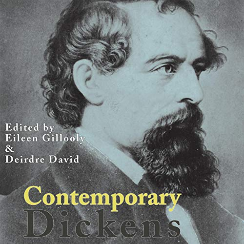 Contemporary Dickens audiobook cover art