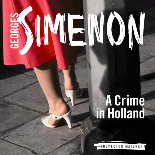 A Crime in Holland audiobook cover art