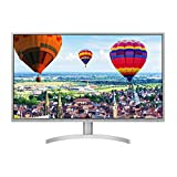 LG Electronics Freesync 32-Inch Screen Led-Lit Monitor (32QK500-W)