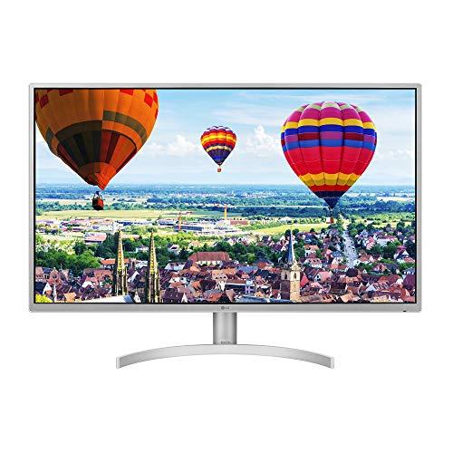 LG Electronics Freesync 32-Inch Screen Led-Lit Monitor (32QK500-W)