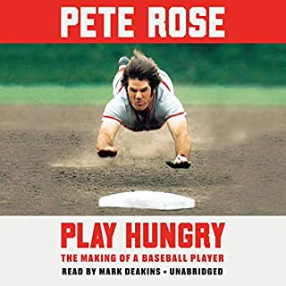 Play Hungry audiobook cover art