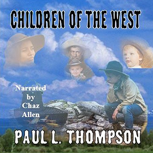 Children of the West audiobook cover art
