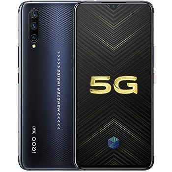 VIVO iQOO iQ00 Pro 5G 128GB 256GB Dual SIM AMOLED Smartphone (8+128Gb)