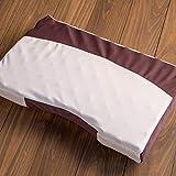 昭和西川 ムアツ まくら ムアツ枕 MP8050 ベージュ 約50×35㎝ 両面使用 2220208500234
