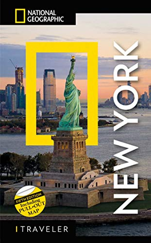 National Geographic Traveler New York 5th edition