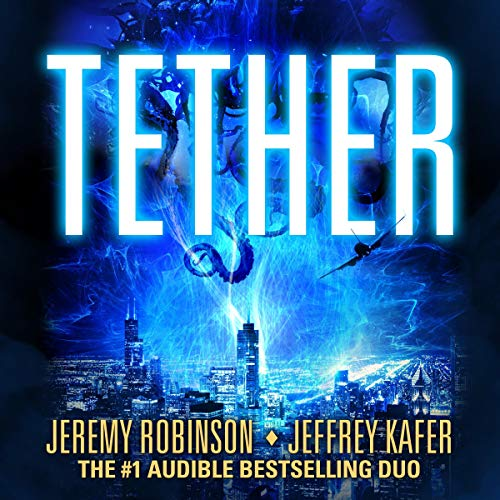 Tether audiobook cover art