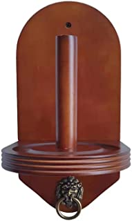 LANTE LIFE Billiard/Pool Accessory: Pool Table Cone Chalk Holder, Made of Solid Wood
