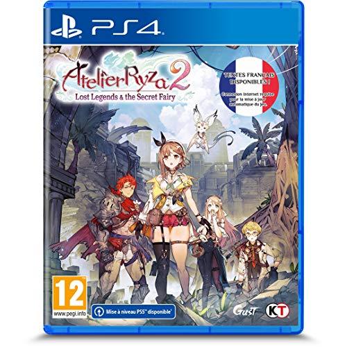 Atelier Ryza 2: Lost Legends & The Secret Fairy...