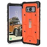 Urban Armor Gear GLXS8-A-RT - Carcasa para Samsung Galaxy S8, Color Naranja