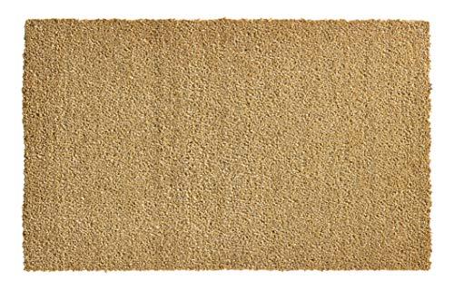 Hamat Fußmatte Ruco für Innen und Außen, Kokosfaser, 40 x 60 cm