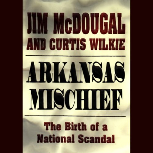 Arkansas Mischief audiobook cover art