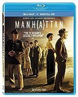 Manhattan: Season 2 [Blu-ray] [Import]