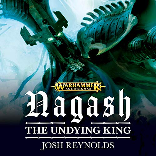 Page de couverture de Nagash: The Undying King