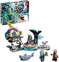 LEGO Hidden Side J.B.'s duikboot 70433 spookspeelgoed, coole speelervaring met augmented reality voor kinderen (224...