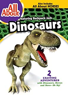 All About Dinosaurs / All About Horses