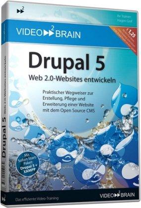 Drupal 5 - Video-Training Web 2.0 [import allemand]