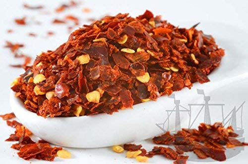 Piri-Piri Gewürz, geschrotete Chili, Schärfegrad 8 (10), 100g - Bremer Gewürzhandel