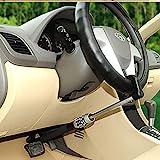 xj Antifurto per Auto,Antifurto Blocca-Volante/Pedali per Auto Blocca,Bloccasterzo Universal...