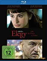 Elegy: Dying Animal [Blu-ray]