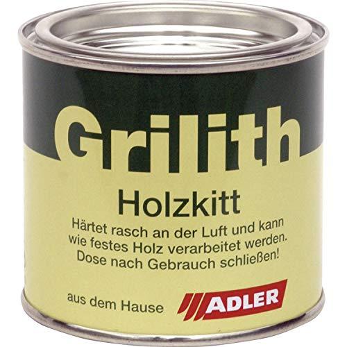 ADLER Grilith Masilla para madera 100 ml Pino Masilla de relleno para reparación de madera