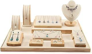 Jewellery Boxes Jewelry Rack Necklace Rack Earring Holder Bracelet Rack Brooch Holder Ring Tray Jewelry Display Rack Window Jewelry Props Tray Jewellery Boxes & Organisers
