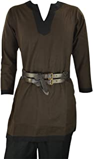 brown tunic medieval