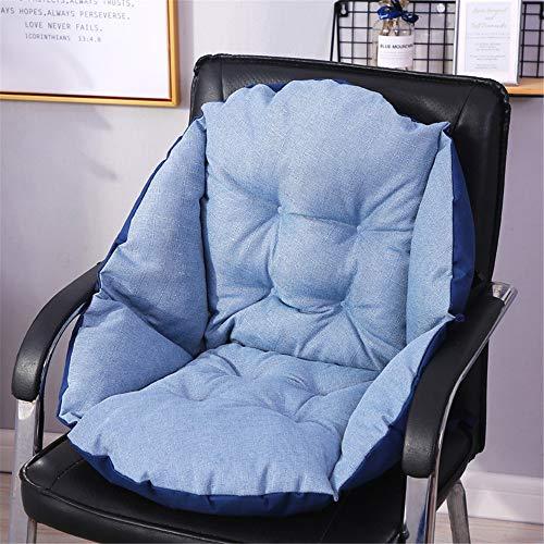 YAzNdom Hangend mandkussen, draagbaar tuinterras, ligstoelen, dikkere matrassen, glijden, zitkussen, ligstoelen, geschikt voor gezinnen