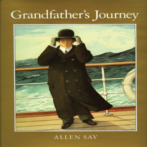 Grandfather's Journey                   By:                                                                                                                                 Allen Say                               Narrated by:                                                                                                                                 B. D. Wong                      Length: 7 mins     3 ratings     Overall 5.0