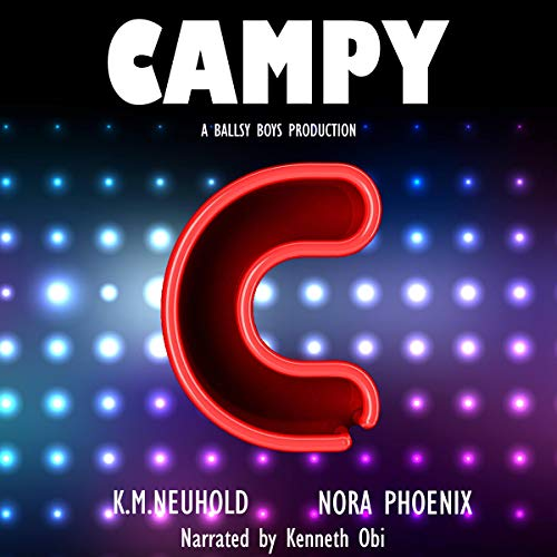 Campy cover art