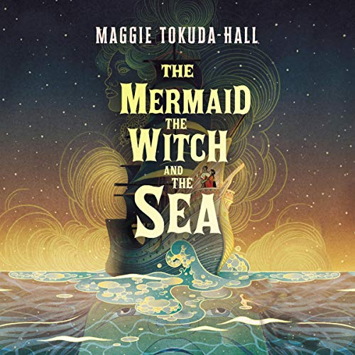 The Mermaid, the Witch, and the Sea Titelbild