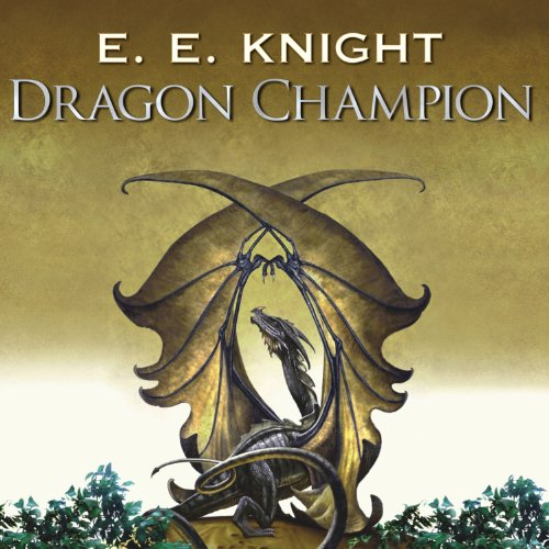 Dragon Champion audiobook cover art