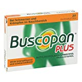 Buscopan plus 20 stk