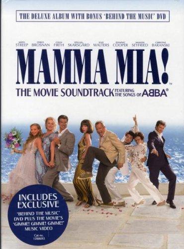 Mamma Mia The Movie Soundtrack (Cd +Dvd)