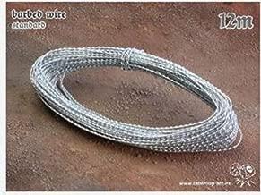 Bits & Accessories - Scenery 28mm Barbed Wire - Standard, 12m