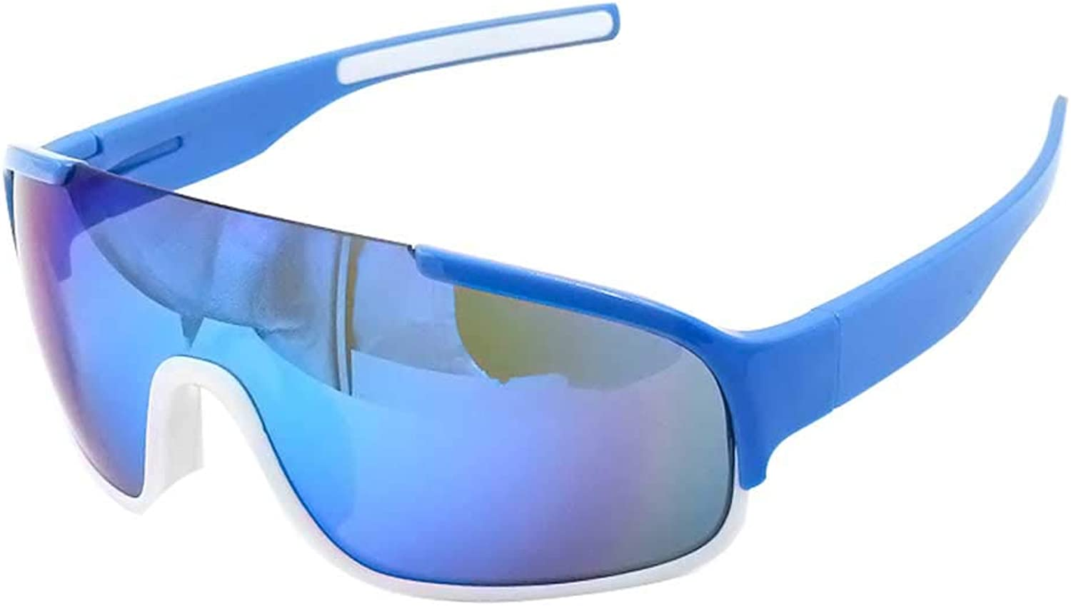 Men and Women Outdoor Polarized Riding Mirror Windproof Sand UV Sports Glasses