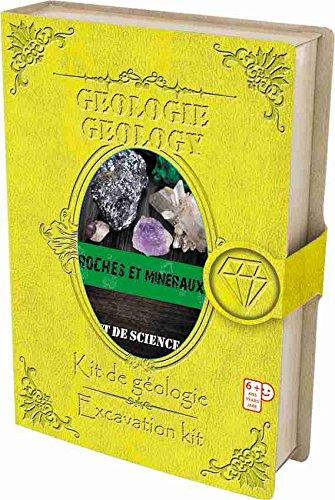 Ulysse - 2804 - Kit Archeo - Roches Et Minéraux