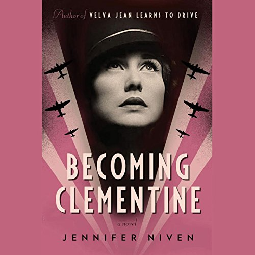 Becoming Clementine audiobook cover art