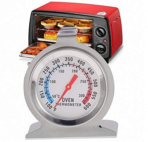 Tekanxc Aliments Viande Température Debout Cadran Thermomètre De Four En Acier Inoxydable Jauge Jauge Grand Diamètre Cuisine Fournitures De Cuisson 2 Pcs