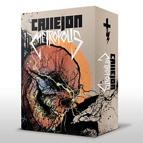 Metropolis (Ltd.Deluxe Box)