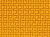 Beschichtete Baumwolle Staaars Sterne gelb auf Ocker