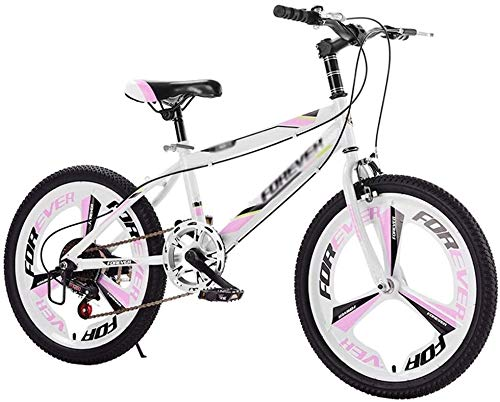 Kinderfahrräder Mountainbike Outdoor-Mountainbike for Kinder Variable Speed Fahrrad Geeignet for Jungen und Mädchen Fahrrad Kinder Verkehrsmittel Fahrrad Junge und Mädchen 20 Zoll Fahrrad lalay