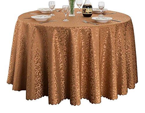 Black Temptation Beautiful Beachcloth d'hôtel en Tissu de Table de Banquet, Linge de Table, café