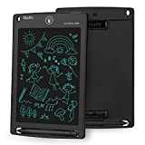 Mafiti LCD Writing Tablet 8.5 Inch Electronic Writing Drawing Pads Portable Doodle Board Gifts for Kids Office Memo Home Whiteboard Black