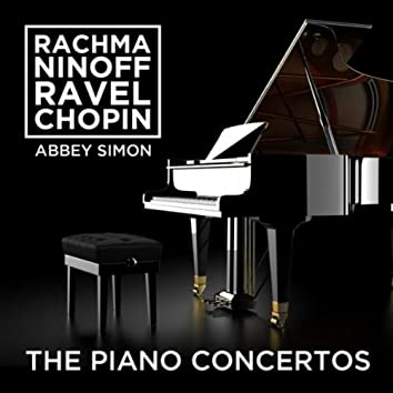 Rachmaninoff, Chopin And Ravel: The Piano Concertos